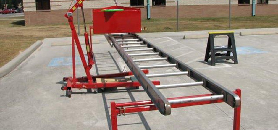 Testing Ground Ground Ladder Testing Services