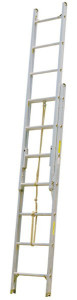 Aluminum Two-Section Pumper Type Ladder
